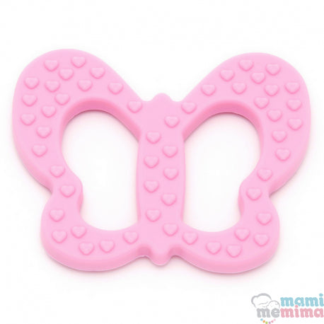 Butterfly Silicone Teether
