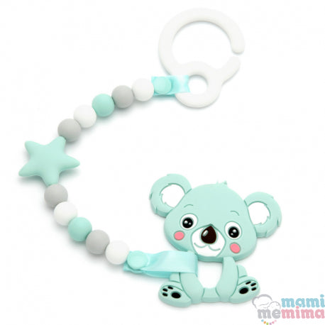 Pack Sweet Mint Teether For Cart With Teether Koala Mint