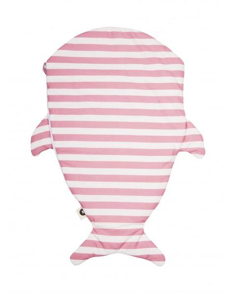 Sleeping Bag for New Borns- Pink Sailor (WINTER VERSION)
