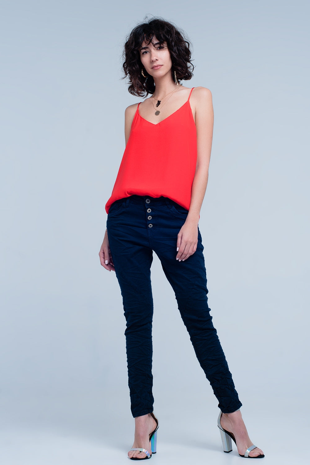 Original Boyfriend Jeans In Navy