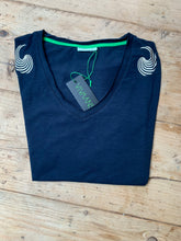 Load image into Gallery viewer, Navy Rio T shirt