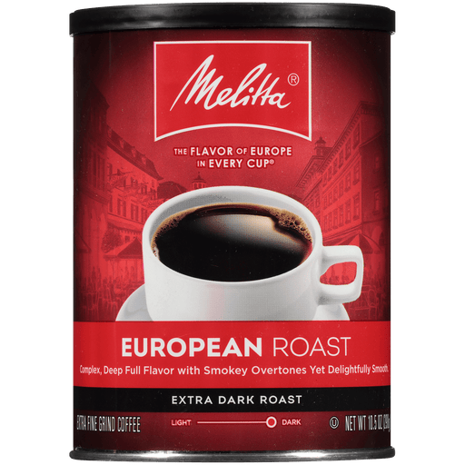 European Roast Coffee - 10.5oz hover