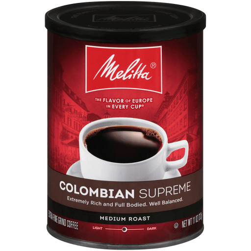 Colombian Supreme Coffee - 11oz main