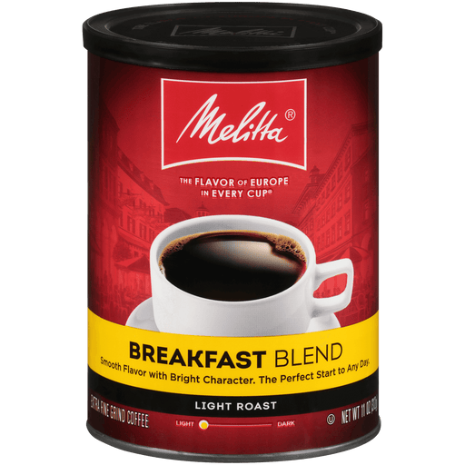 Breakfast Blend Coffee - 11oz main