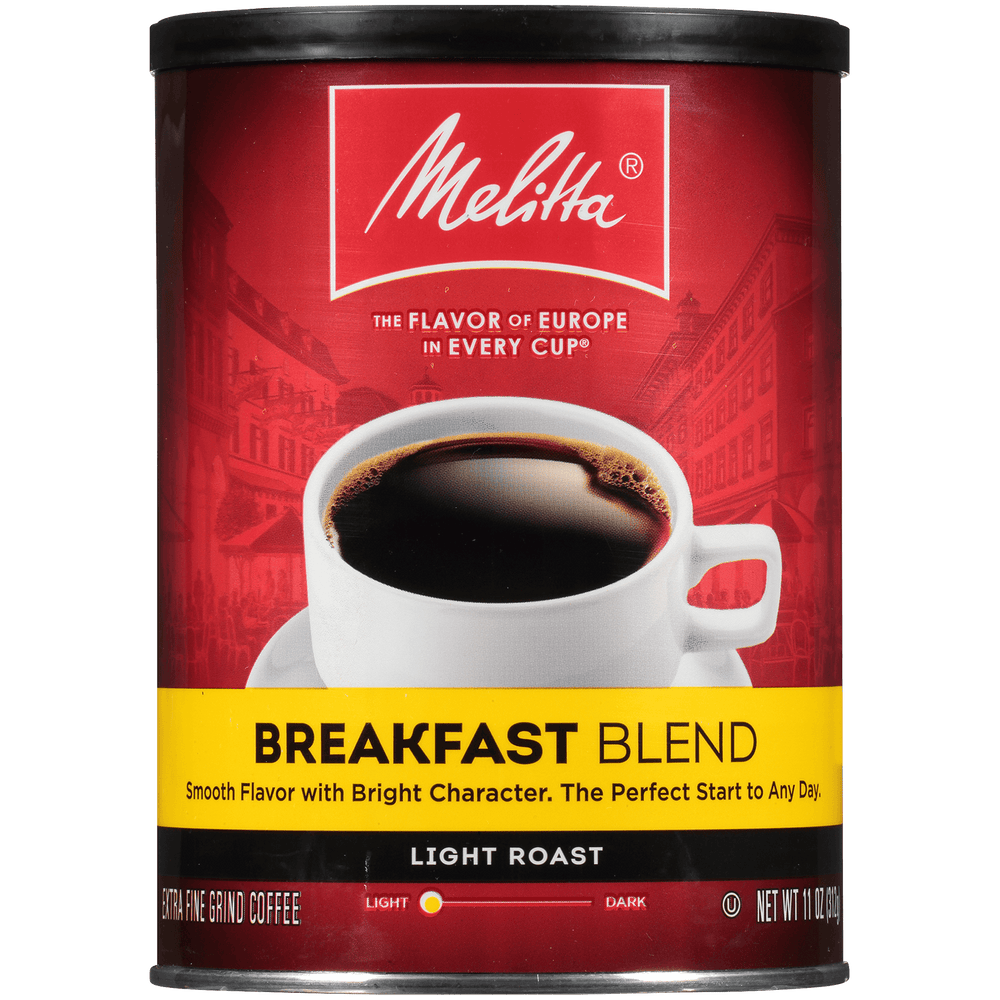 Breakfast Blend Coffee - 11oz