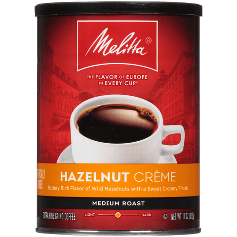Hazelnut Creme Coffee - 11oz