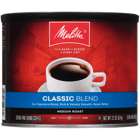 Classic Blend Coffee - 22oz