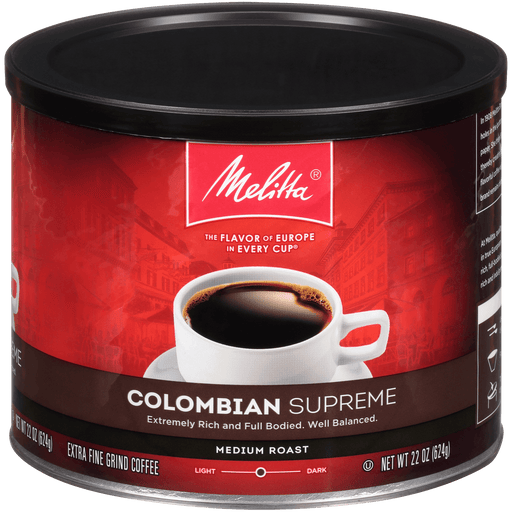 Colombian Supreme Coffee - 22oz main