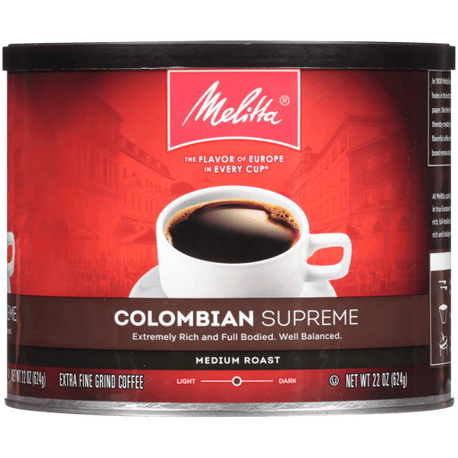 Colombian Supreme Coffee - 22oz hover