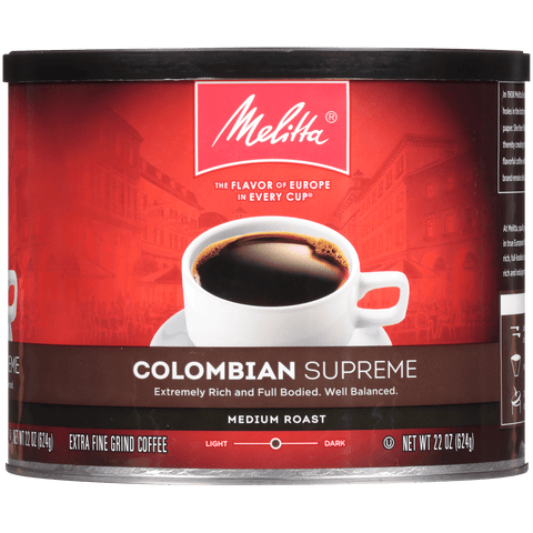 Colombian Supreme Coffee - 22oz
