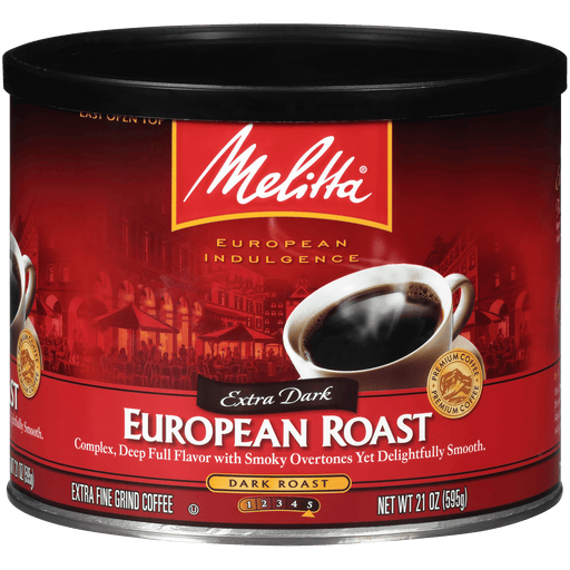 European Roast Coffee - 21oz main