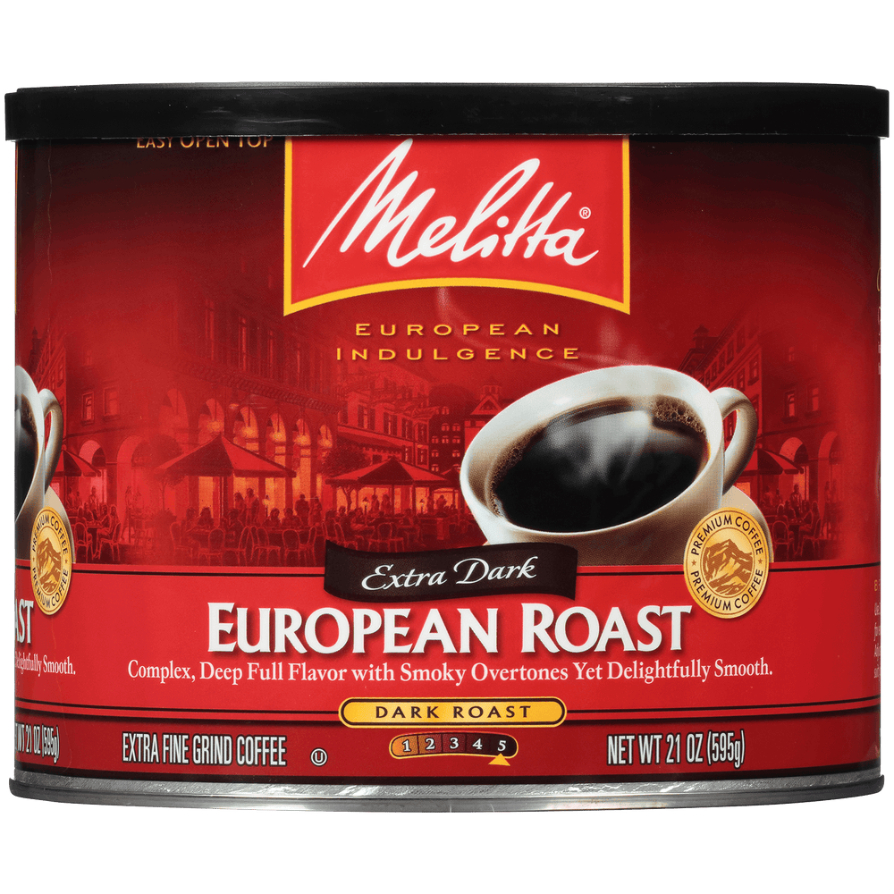 European Roast Coffee - 21oz