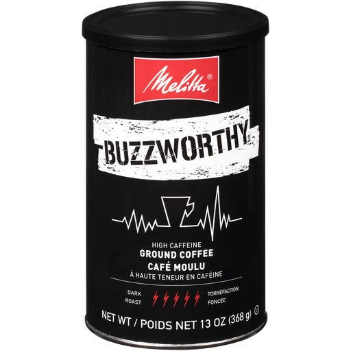 Buzzworthy High Caffeine Dark Roast - 13oz main