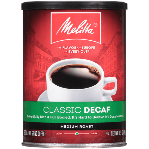 Classic Decaf Coffee 10.5oz