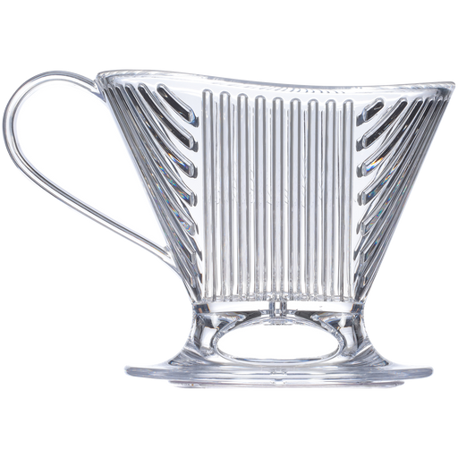 Signature Series 1-Cup Pour-Over Coffeemaker - Tritan™, Clear main