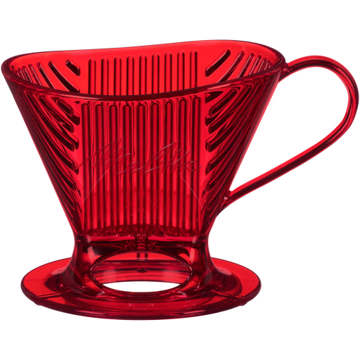 Signature Series 1-Cup Pour-Over Coffeemaker - Tritan™, Translucent Red hover