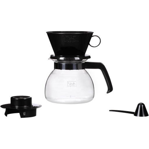 Pour-Over Coffeemaker & Glass Carafe Set - 36oz main