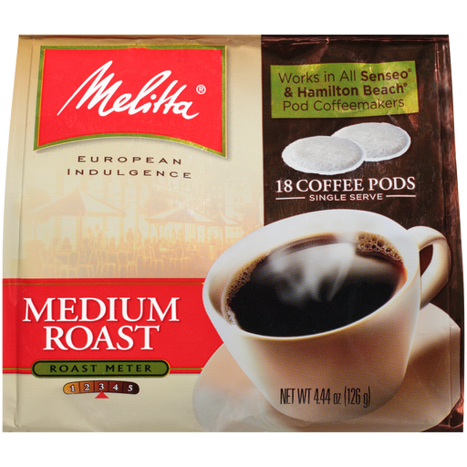 Medium Roast Soft Pods - 18ct hover