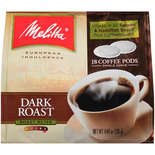 Dark Roast Soft Pods - 18ct main