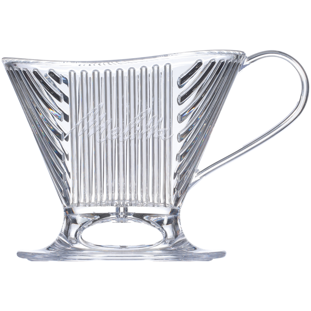 Signature Series 1-Cup Pour-Over Coffeemaker - Tritan™, Clear