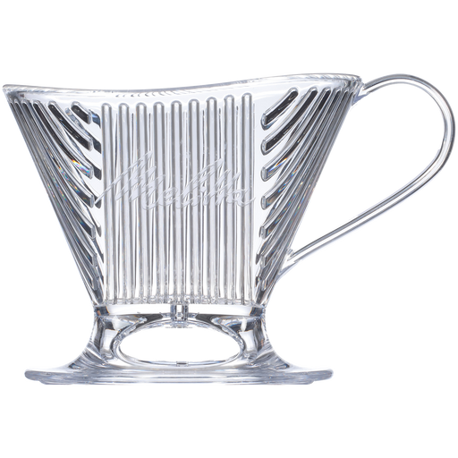 Signature Series 1-Cup Pour-Over Coffeemaker - Tritan™, Clear hover