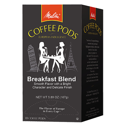 Breakfast Blend Coffee Pods - 18ct