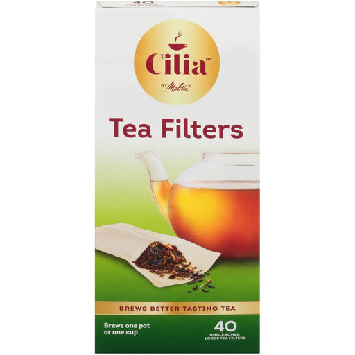 Tea Filter Paper - 40 Count hover