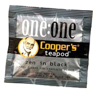 Zen In Black Tea Pods - 18ct hover