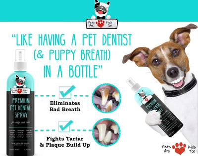 Premium Pet Dental Spray