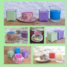 Craft Workshop Thursday 24th June 2021: Introduction to Container Candle Making (beginners)