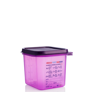 Araven Allergen Airtight Gastronorm Container with Lid