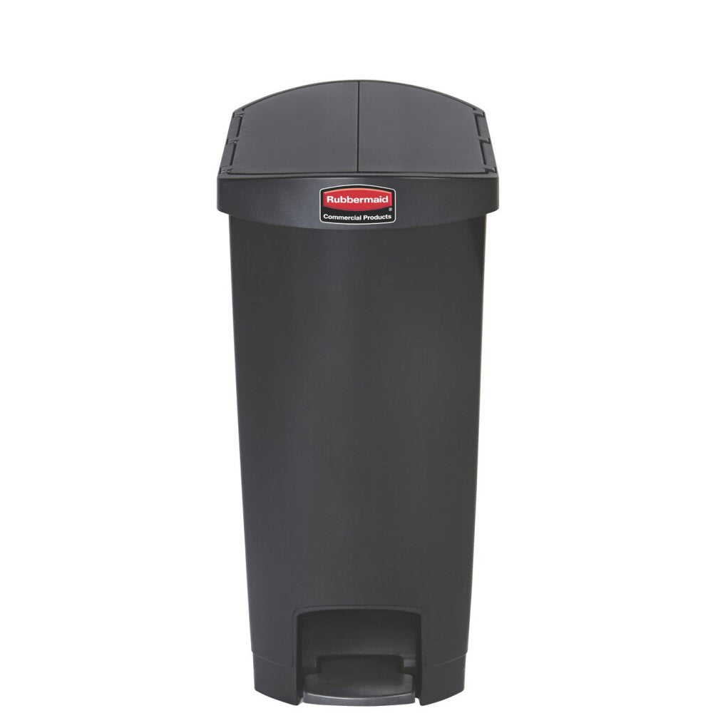 Rubbermaid 50L End Step Slim Jim Container