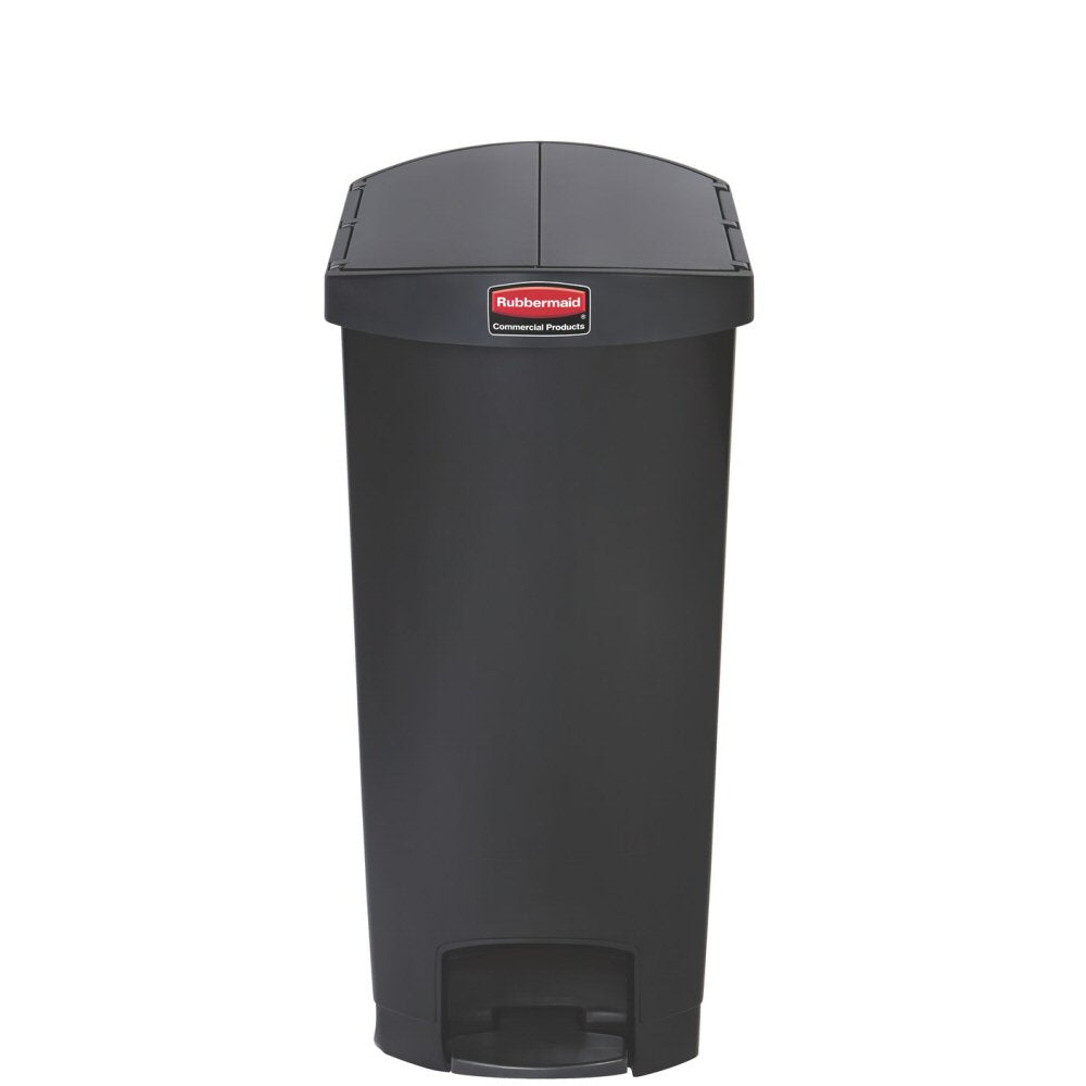 Rubbermaid 68L End Step Slim Jim Container