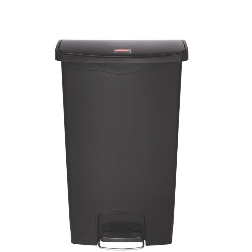 Rubbermaid 68L Front Step Slim Jim Container