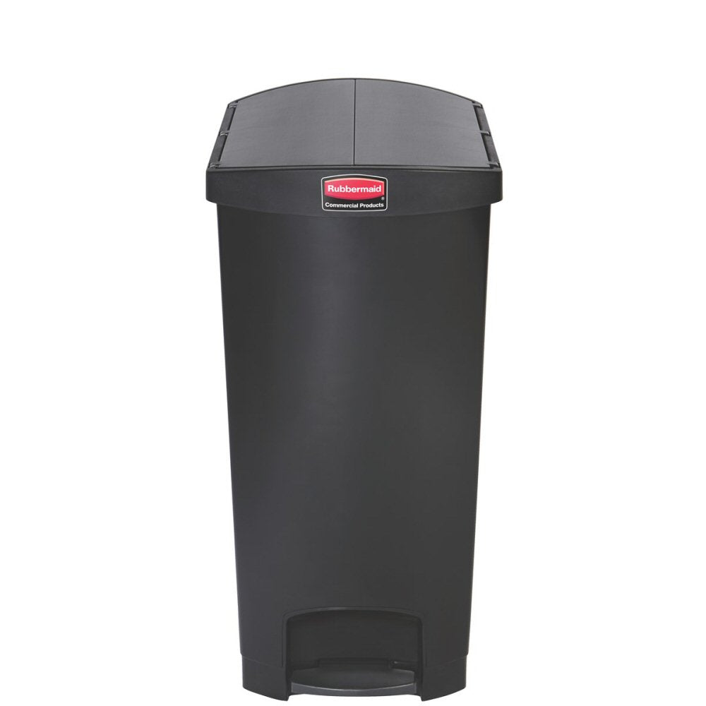 Rubbermaid 90L End Step Slim Jim Container