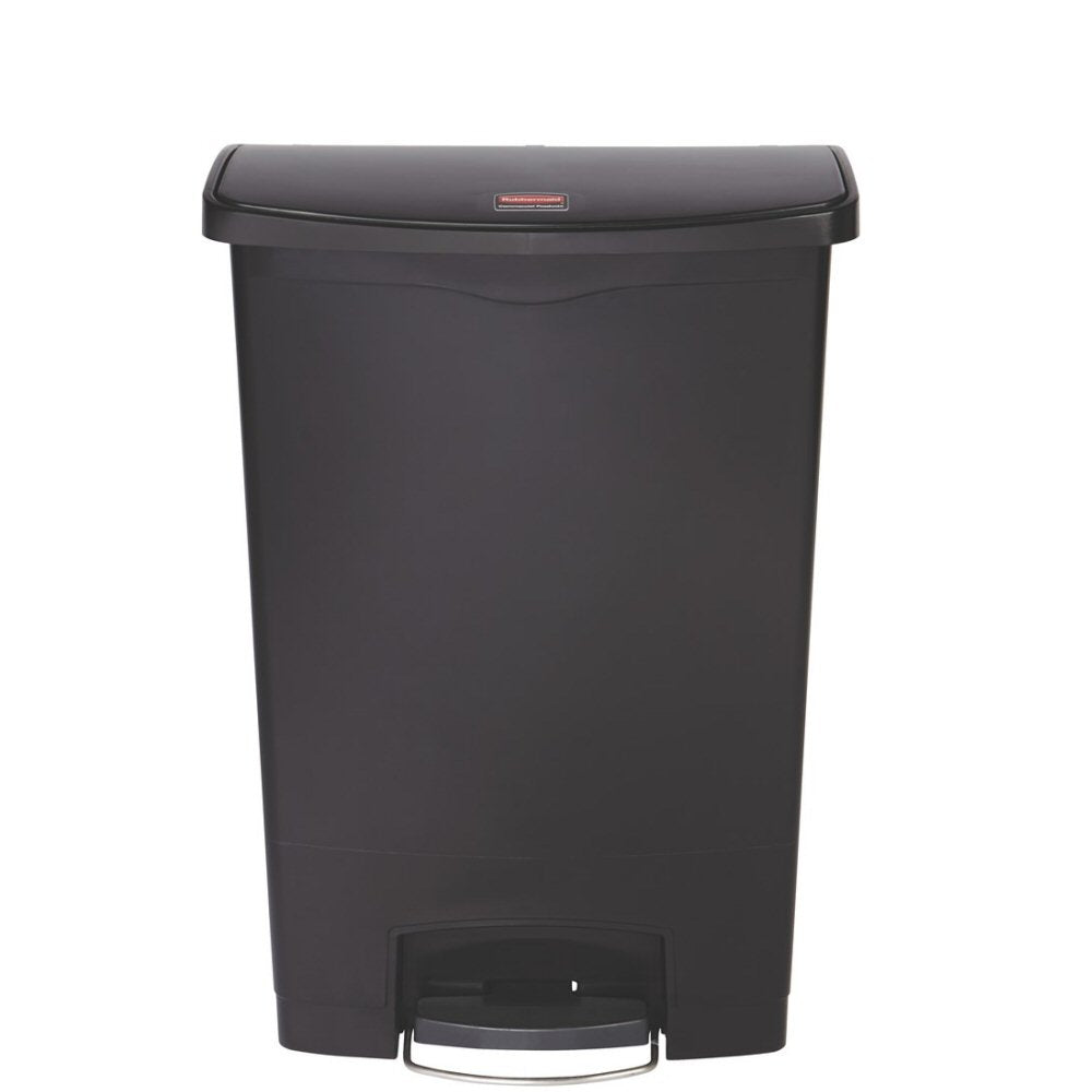 Rubbermaid 90L Front Step Slim Jim Container