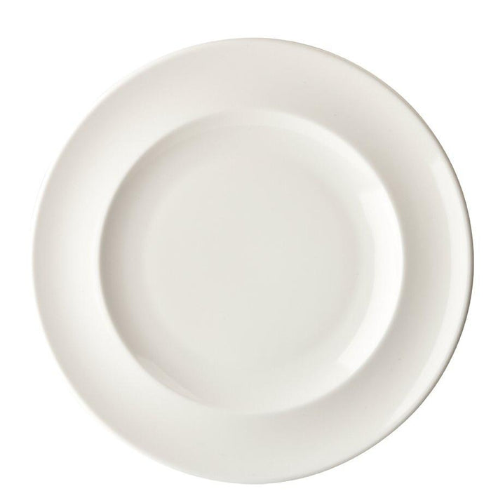 Porland Academy Rimmed Plate