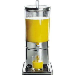 Chilled Juice Dispenser Stainless Steel 6 Litre