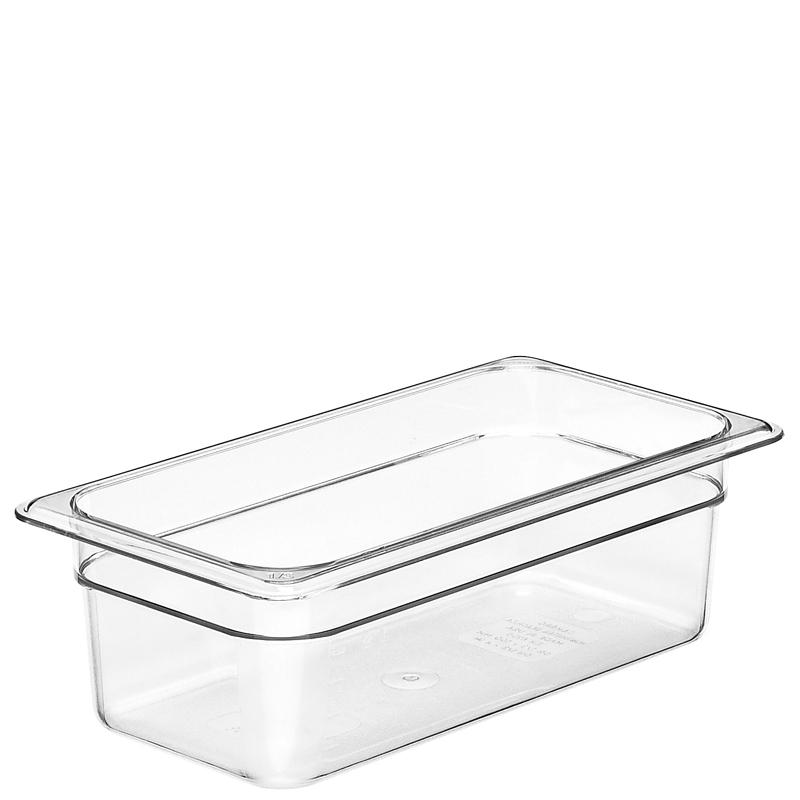Cambro Camwear 1/3 Gastronorm Pans Polycarbonate