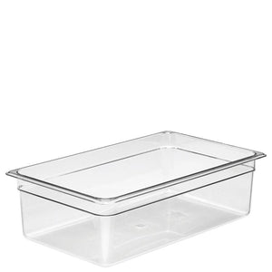 Cambro Camwear 1/1 Gastronorm Pans Polycarbonate