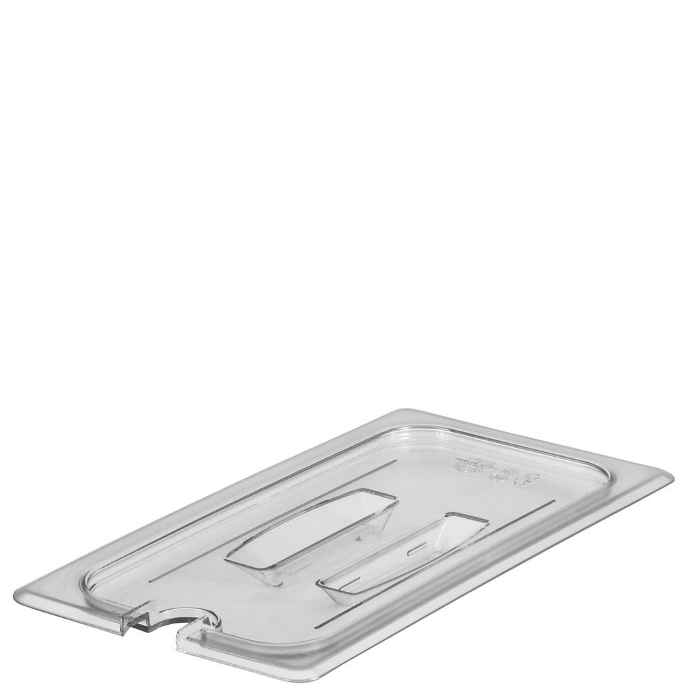 Cambro Handled Lid with Notch for Camwear Gastronorm Pans