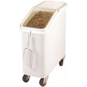 Cambro 81 litre Slant Top Mobile Ingredients Bin