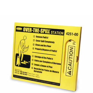 Rubbermaid Over The Spill Station Kit