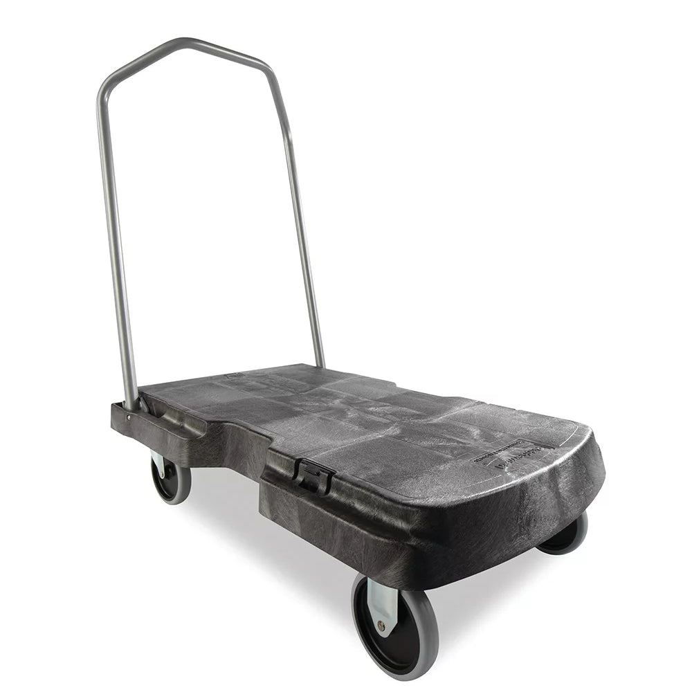 Rubbermaid Triple Trolley 181kg Capacity