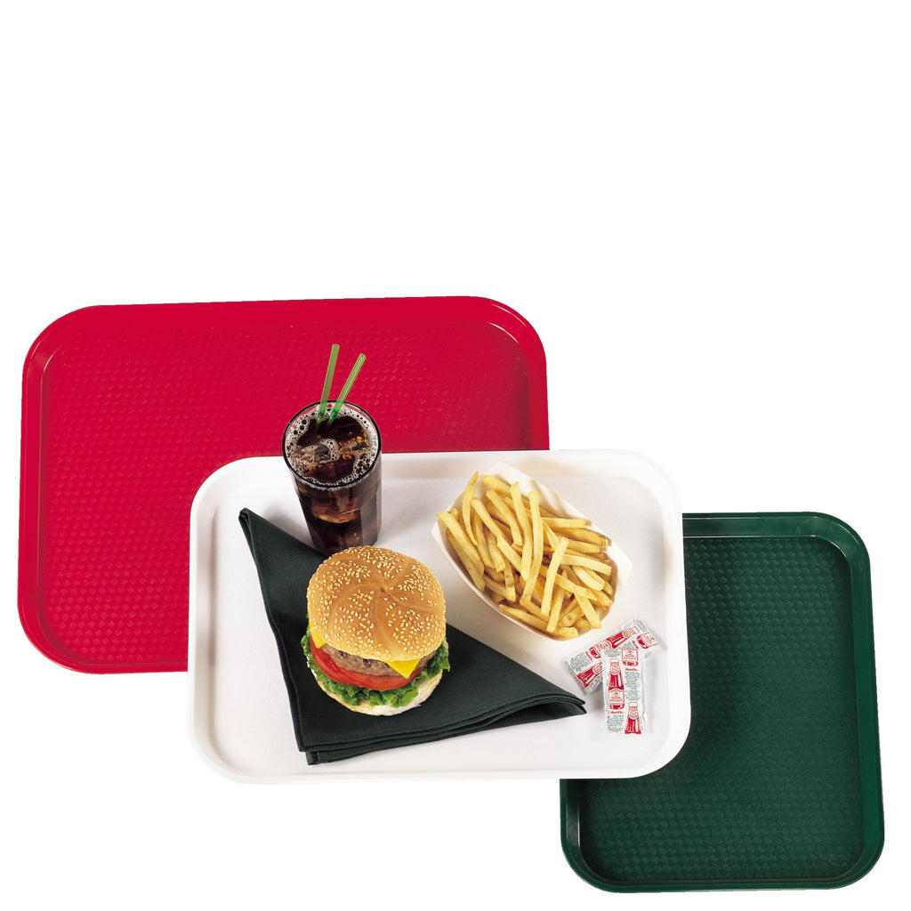 Cambro Rectangular Fast Food Tray 450x350mm