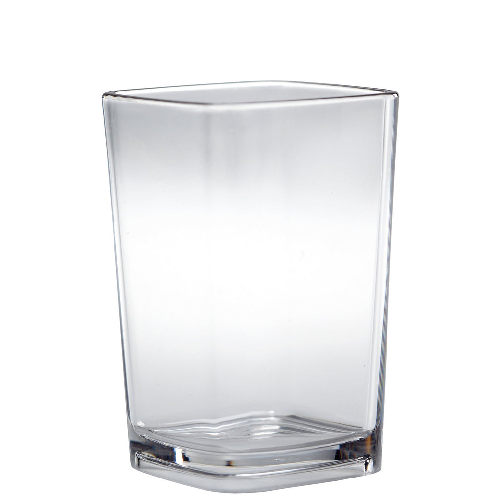 Cambro Dessert Glass Made from Break-Resistant Polycarbonate