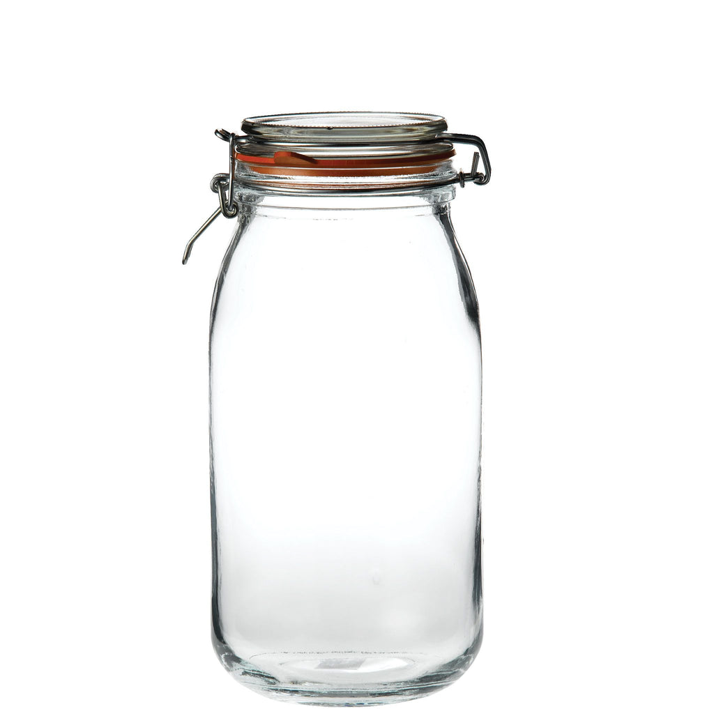 Artis Preserving Jar with Clip Lid 3L