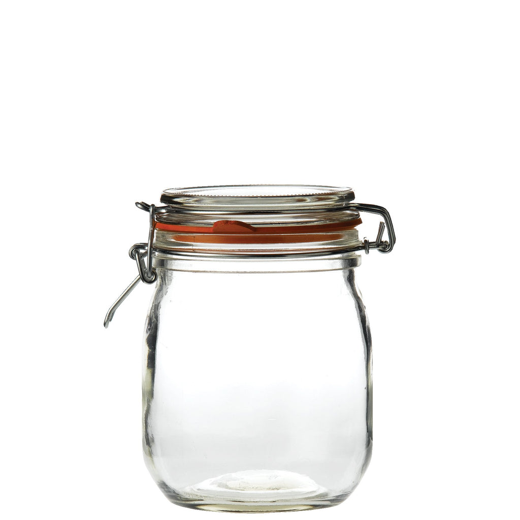 Artis Preserving Jar with Clip Lid 1L