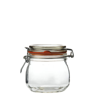 Artis Preserving Jar with Clip Lid 0.75L