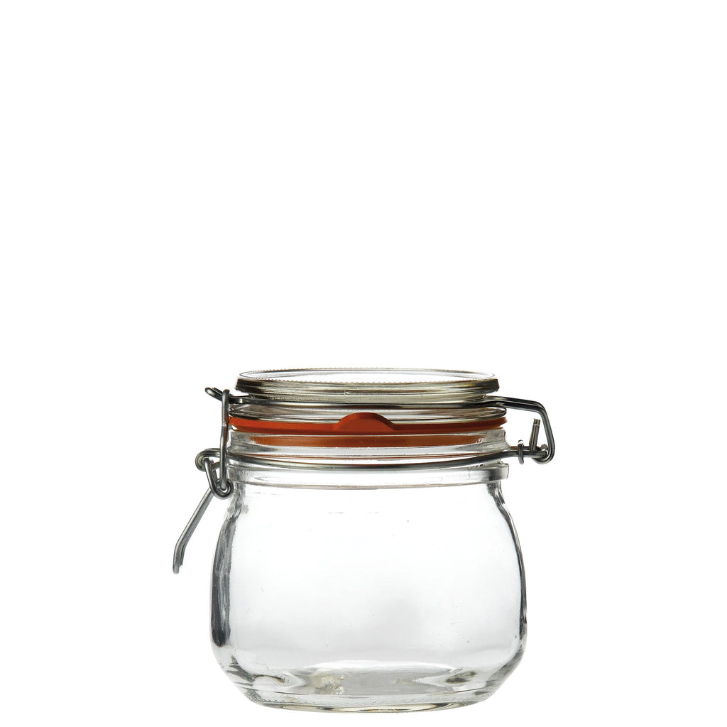 Artis Terrine Jar with Clip Lid 0.5L